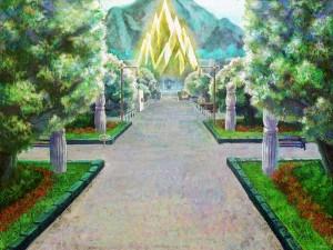ナルル城門からの眺め(201204)