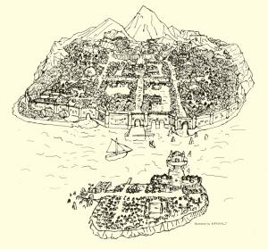 ナルル王国全景(2012)