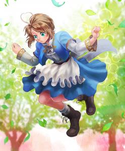 ワンドロ企画 碧なちこさん&はんぺんぽりおさんのフタバちゃん♀(201407)